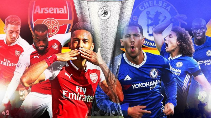 Prediksi Final Liga Europa, Chelsea Vs Arsenal